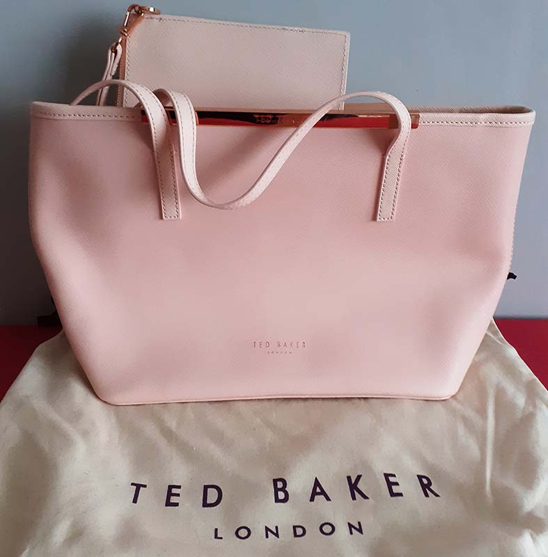 Ted Baker Tote Bag & Clutch