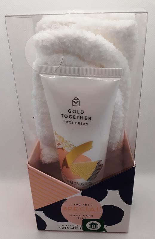 Gold Together Foot Care Set