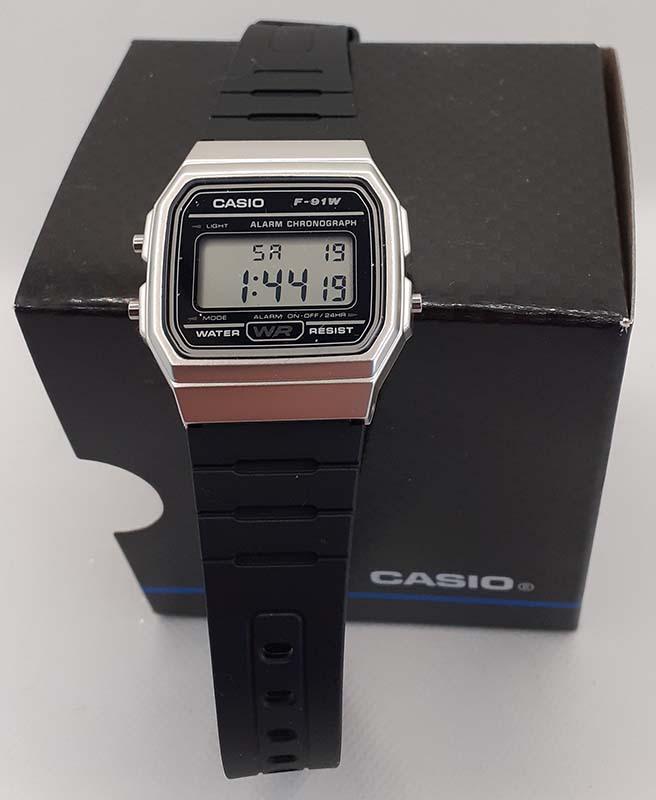 Casio Waterproof Watch