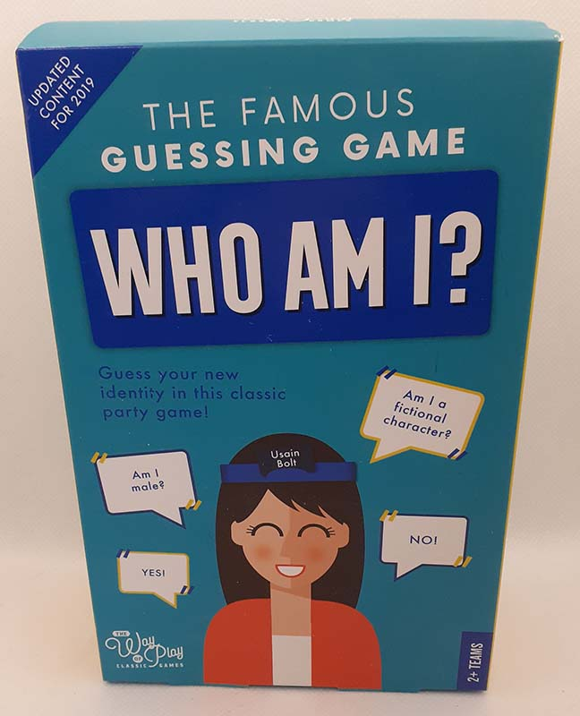 Who Am I? Game