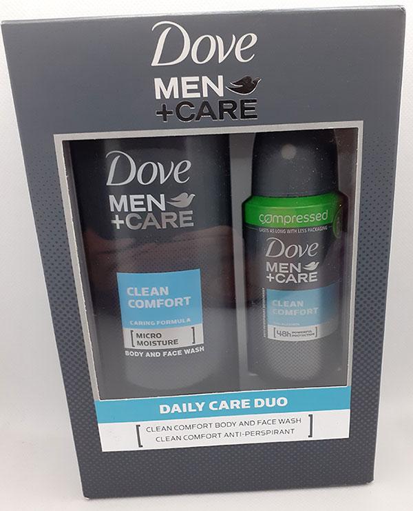 Dove Men's Daily Care Duo