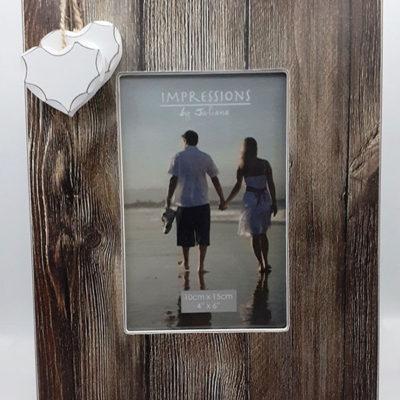 Hestia Wood Effect Frame