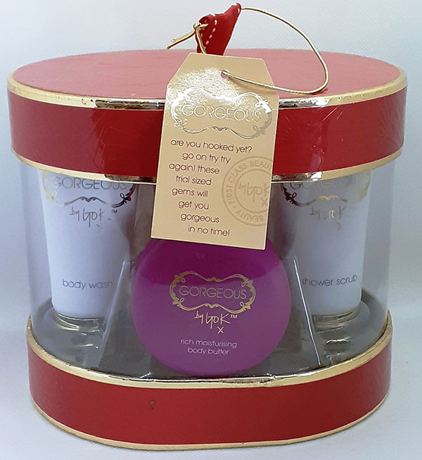 Gorgeous by Gok Gift Set