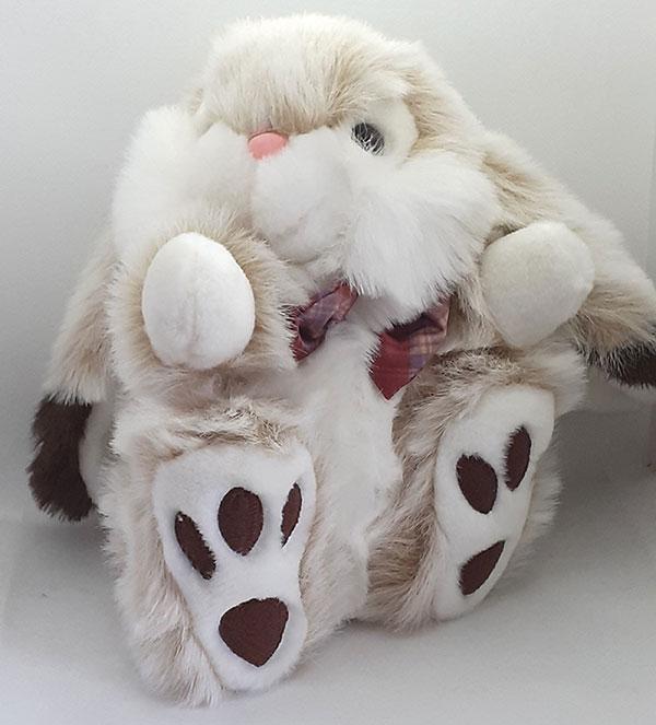 Cuddly Rabbit Soft Toy