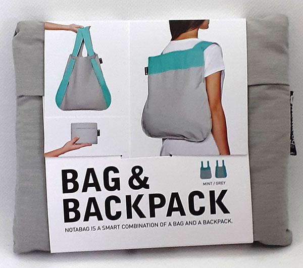 Notabag Bag & Backpack