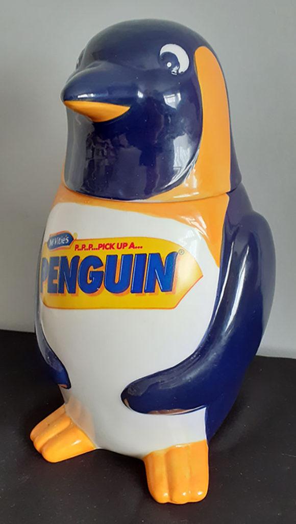 McVitie's Penguin Cookie Jar