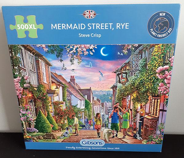 Mermaid Street, Rye Puzzle