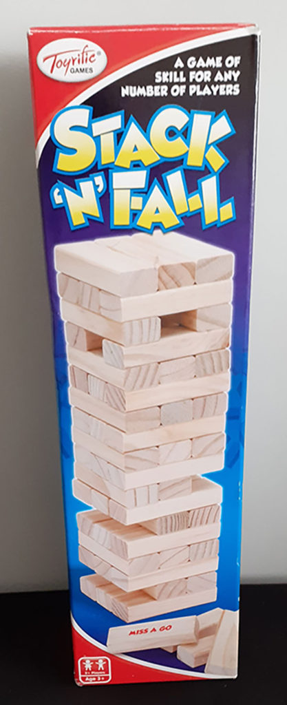 Stack 'n' Fall Game