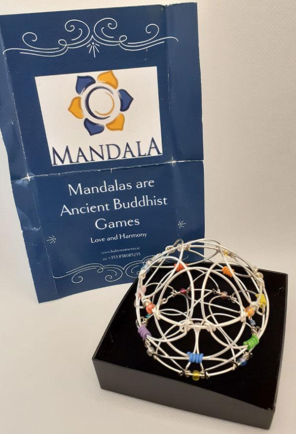 Relaxing Mandala Game