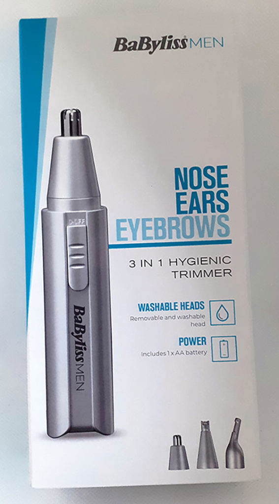 3 in 1 Hygienic Trimmer