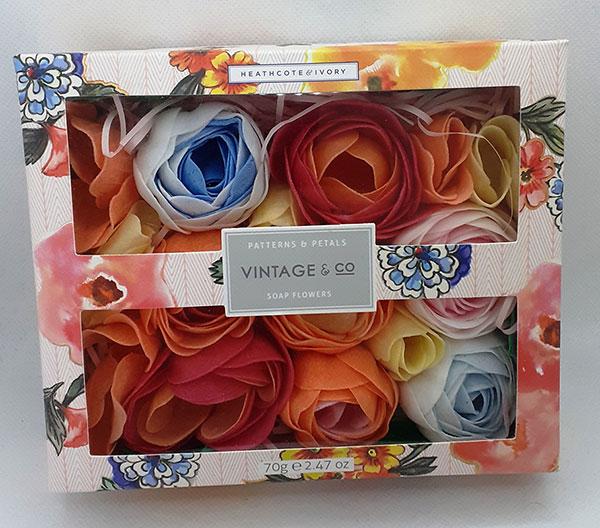 Vintage & Co Soap Flowers