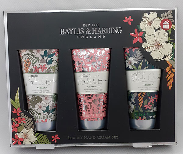 Royale Garden Hand Creams