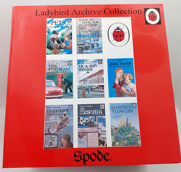 Ladybird Archive Collection Mug